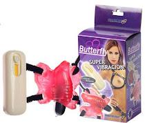 estimuladores femeninos Mariposa Vibrador