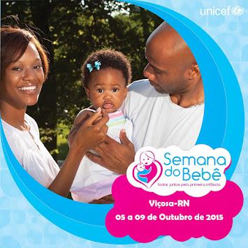 Semana do Bebê 2015