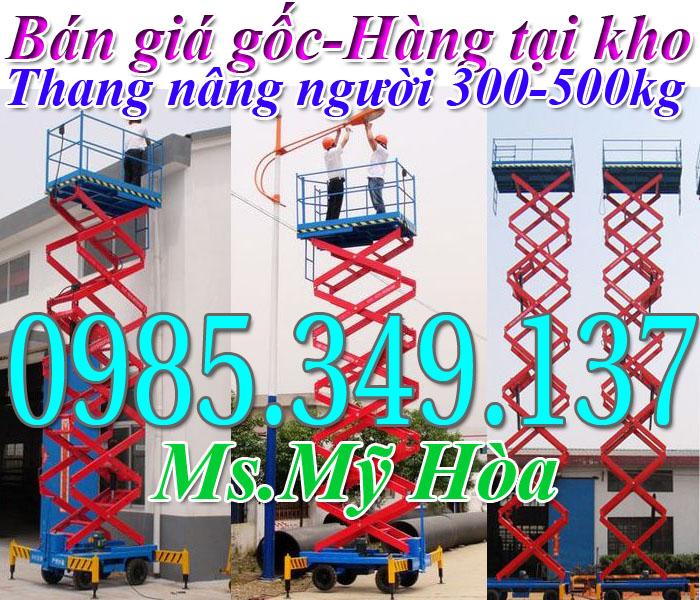 Thang nâng ziczac 300-14m