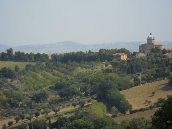 View from Macerata