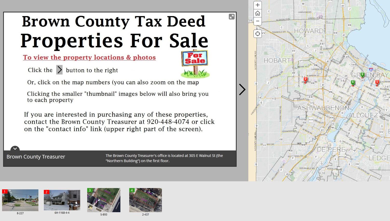 http://browncounty.maps.arcgis.com/apps/MapTour/index.html?appid=ab6e617957704ea68c6aeb07cbf6da1e&webmap=ca89cec2354441d68e9aeeeeb8c68711#