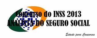 Concurso INSS para analista já tem organizador definido