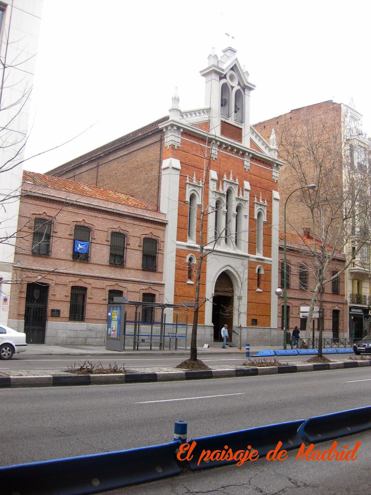 Convento Maravillas de Madrid