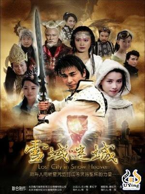 phim Tuyết Vực Mê Thành - Lost City In Snow Heaven