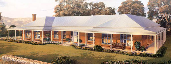 Prefab homes and modular homes in australia paal kit homes for Country home designs perth
