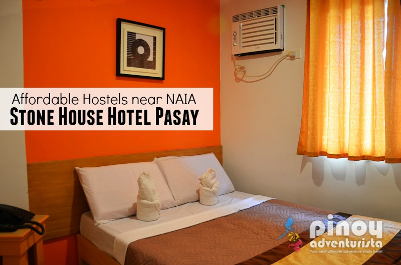 Stone House Hotel Hostels In Manila Near Naia Airport Pasay