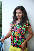 Jaya Harika latest glam photos-thumbnail-5