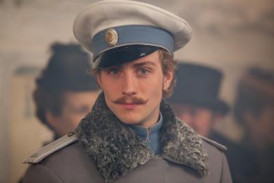 Aaron Taylor-Johnson as Vronsky