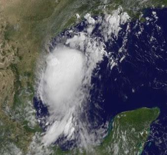 Tropischer Sturm DON kommt vor Texas an, 2011, aktuell, Atlantik, Don, Golf von Mexiko, Hurrikansaison 2011, Mexiko, Nuevo León, Tamaulipas, Texas, Touristen, Veracruz, Vorhersage Forecast Prognose,