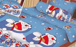 Sprei Fairmont Doraemons