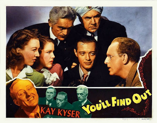 Film #87: you'll find out (1940)