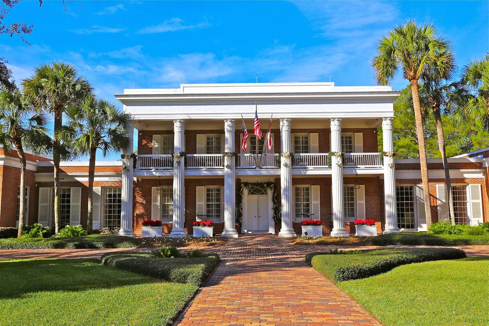 Sweet Southern Days: Tour Of The Florida Governor's Mansion