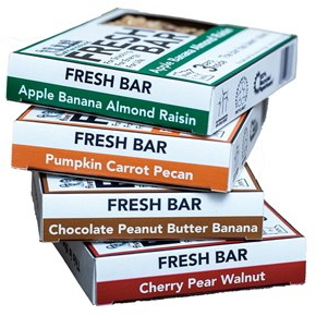Five Friends Food 'Fresh Bars'