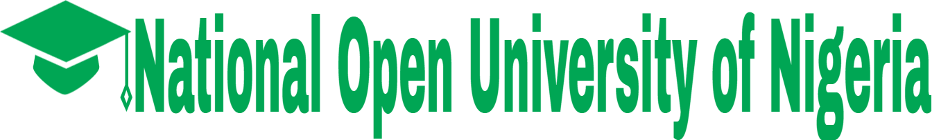 National Open University of Nigeria - NOUN Portal