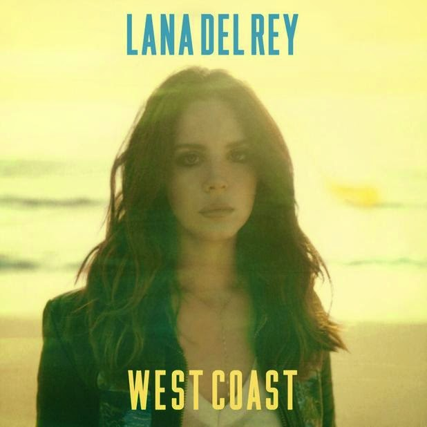 Lana del Rey West Coast song