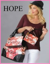 Miche's Hope Shells (In Red)