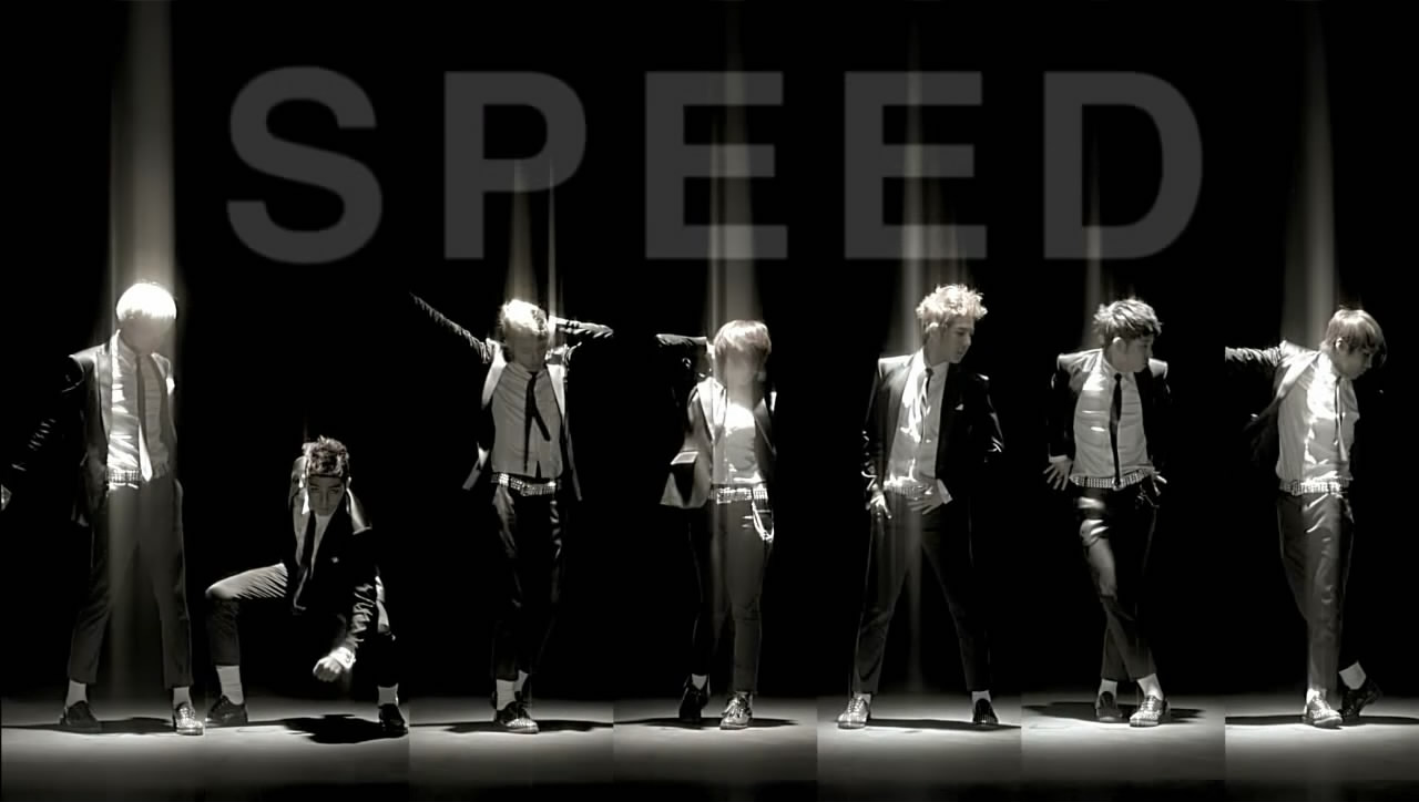 image South Korean Band Speed PC, Android, iPhone and iPad. Wallpapers