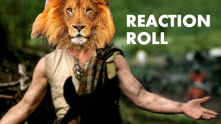 Reaction Roll