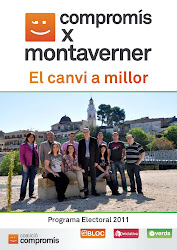 Programa electoral CxM 2011