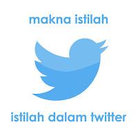 Daftar Istilah Lengkap Dalam Twitter