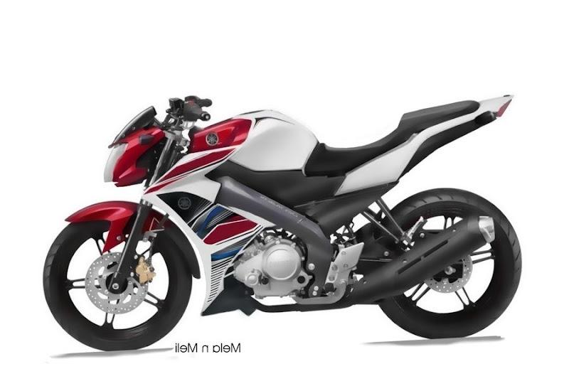 Foto Modifikasi Motor Yamaha New Vixion 2013 title=