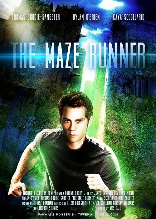 The Maze Runner 2014 CAMRip 350mb