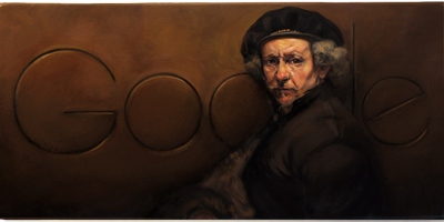 Ulang Tahun Rembrandt van Rijn di Google Doodle