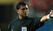 Il famigerato ex arbitro Byron Moreno passerà i prossimi due anni in una .