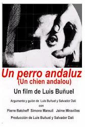 UN PERRO ANDALUZ (1929), DE LUIS BUÑUEL