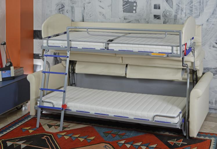 Santambrogio salotti produzione e vendita di divani e for Letti usati