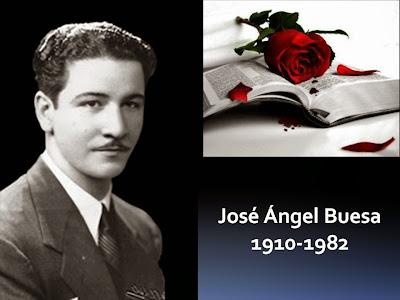 José Ángel Buesa; datos del autor