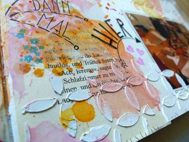 Projekt Ich | Scrapbooking | Journaling Tipps & Tricks auf www.danipeuss.de