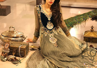 Stylish Women dresses 2013 for women by zahra ahmed