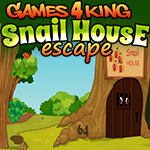 Games4King Snail House Es…