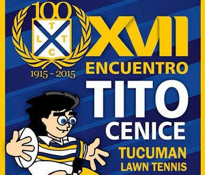 XVII Encuentro de Rugby Infantil Tito Cenice