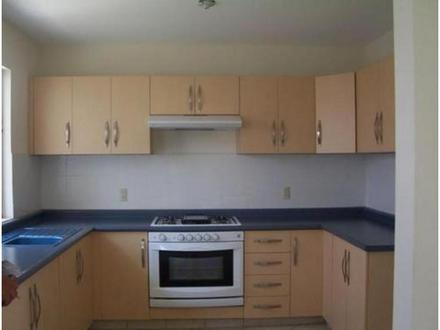 Gabinetes williams creaciones propias gabinetes for Modelos de cocinas empotradas en cemento y porcelanato