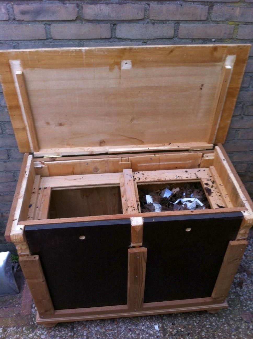 Le Compostier: Vermicompost