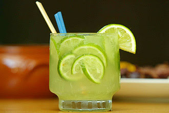 Food and Travel with Des: Cocktails From Around The World: Caipirinha