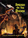 Spears of the Dawn RPG