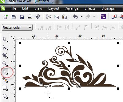Tutorial Cara Membuat Batik Di CorelDRAW - Update Area - Kumpulan ...