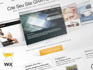 Criar site Wix Flash
