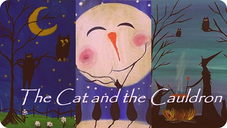 The Cat and the Cauldron