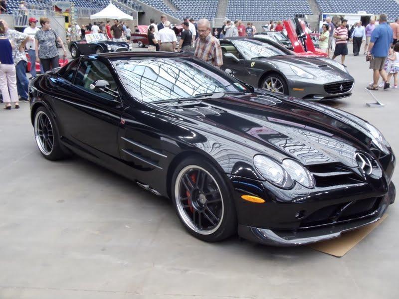 Mercedes Benz Slr Mclaren Motor Trend Autos Post
