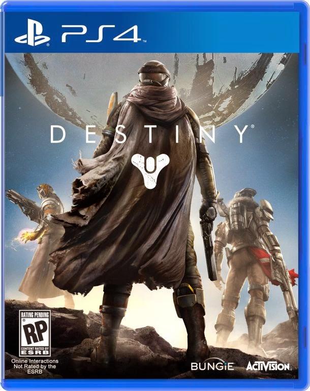 تحميل لعبة Destiny نسخة PS4 - تحميل مباشر