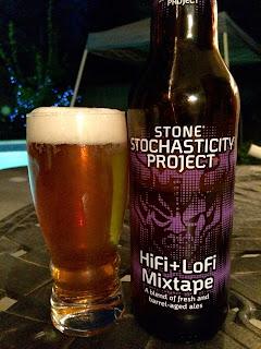 Stone Stochasticity Project HiFi Mixtape Ale 1