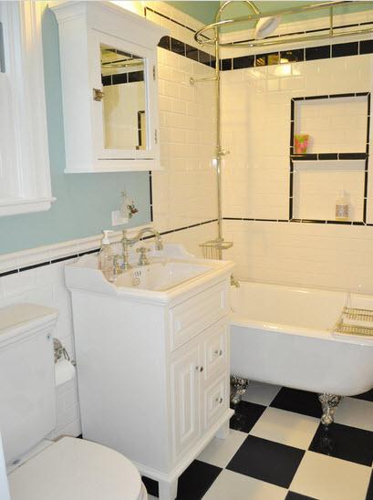 Diseno De Baños Con Tina:Diseño de cuarto de baño pequeños y medianos con ideas, fotos y