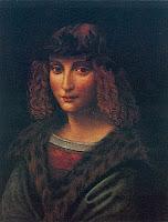 Мастерская да Винчи. Портрет Салаи