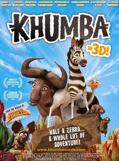 Khumba (2013) BluRay 720p