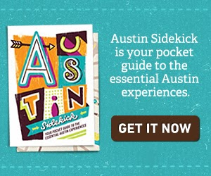 Austin Sidekick Travel Guide