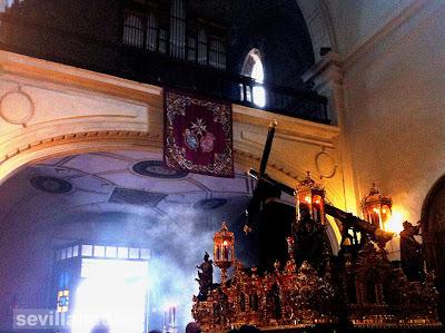 Los Gitanos, iglesia de la Anunciación